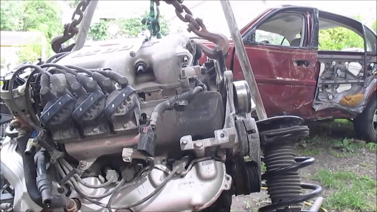 Chevy Malibu 3.1L Engine Teardown Part 1 - YouTubeYouTube