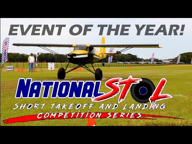 National STOL Series - Lakeland FL - Sun N Fun