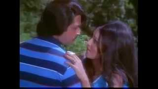 Abhi Abhi thi Dushmani  With Lyrics - Zakhmee (1975) - Official HQ Video