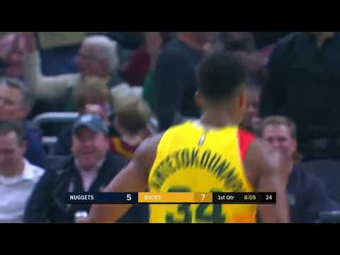 Bucks - Bucks 104, Nuggets 98: Milwaukee sweeps Denver