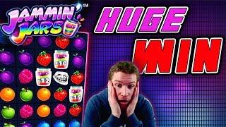 HUGE WIN + MEGA MISS! on Jammin' Jars Slot - £4 Bet