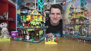 Mein neuer Favorit im Sortiment von LEGO®: 71741 Die Gärten von Ninjago City