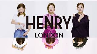 HENRY LONDON ヘンリーロンドン PV/ 伊藤千晃「LOVE or RIPS」short ver.
