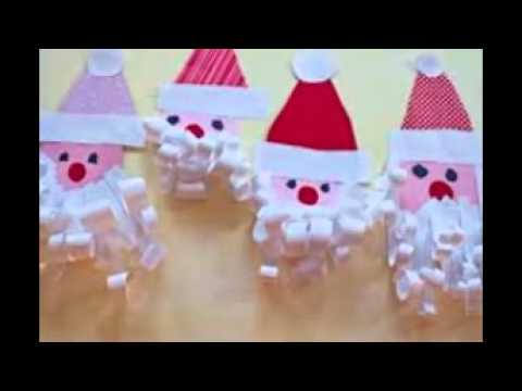 Fun Christmas Craft Ideas For Kids Youtube