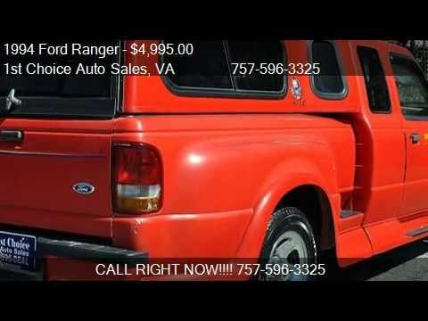 1994 ford ranger splash for sale in newport news va 23601 youtube. Black Bedroom Furniture Sets. Home Design Ideas