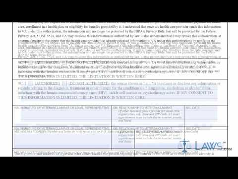 Learn How to Fill the VA Form 21 4138 Statement In Support of ...