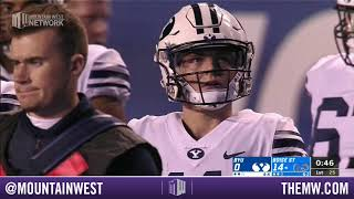 HIGHLIGHTS: BYU vs Boise State Broncos