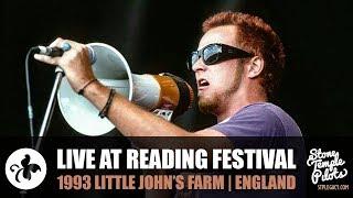READING FESTIVAL (1993 LITTLE JOHN'S FARM ENGLAND) STONE TEMPLE PILOTS BEST HITS