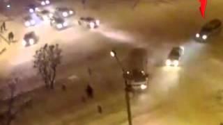 Дорожные войны 22 03 2012