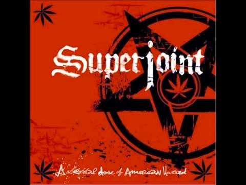 Superjoint Ritual - Death Threat (A Lethal Dose of American Hatred)