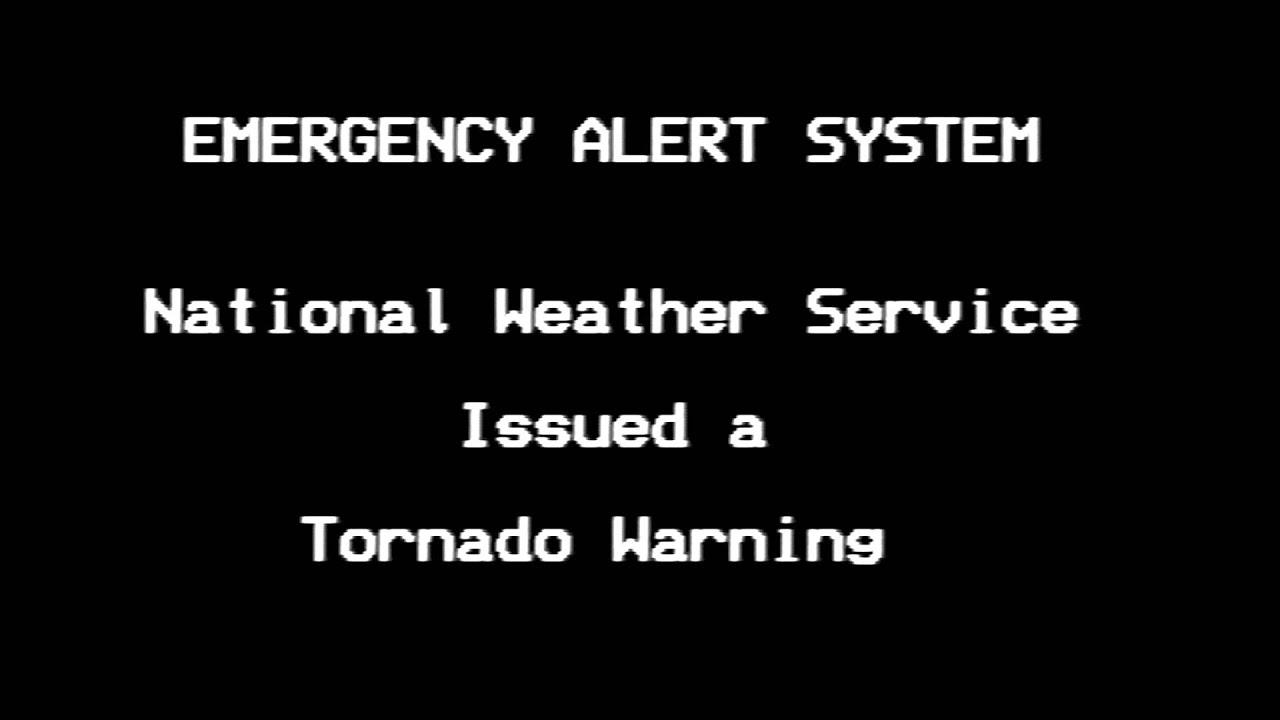 Illinois Tornado Drill EAS by tornadofreak1994