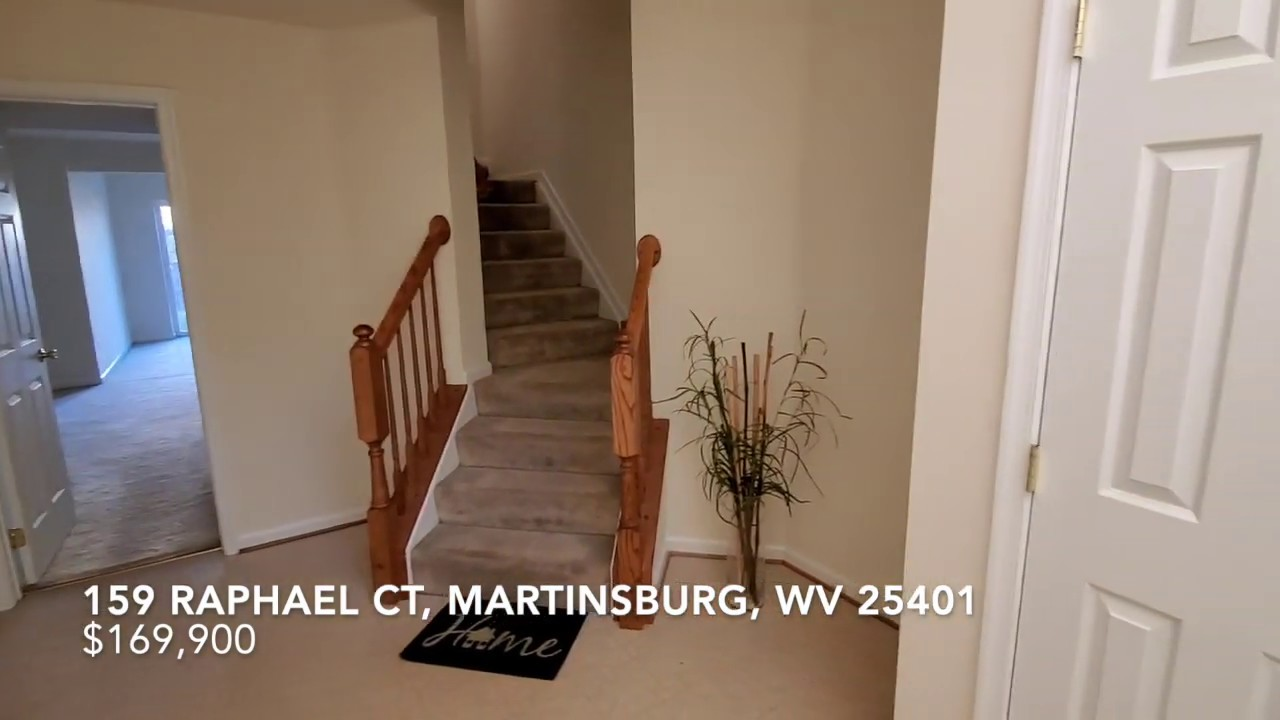Townhome in the Gallery Development Martinsburg WV