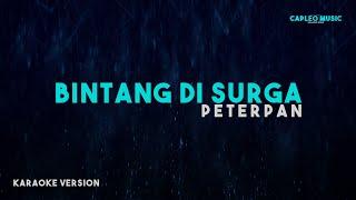 Peterpan – Bintang Di Surga (Karaoke Version)