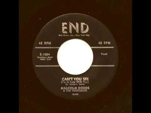 ♔MALCOM DODDS & THE TUNEDROPS   Can't You See I'm In Love With You ♔