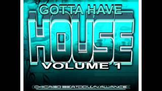 wbmx DJ SLiK mix GOTTA HAVE HOUSE vol.1
