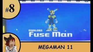 Megaman 11 part 8 - Fuse man