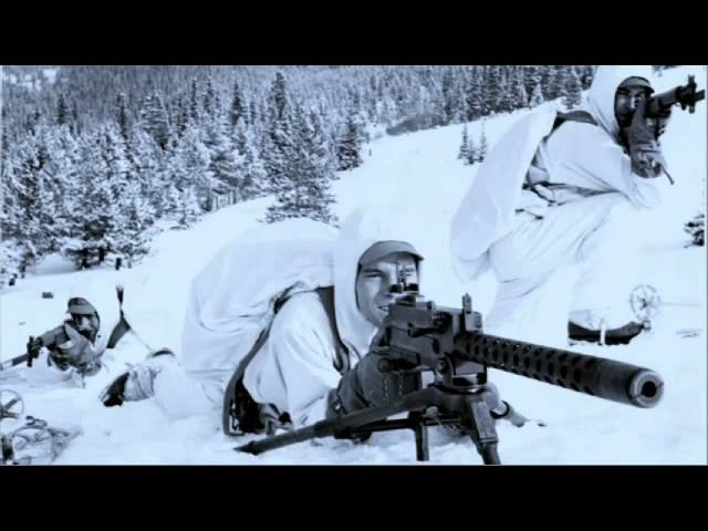 10th Mountain Division at Mount Rainier Travel Video
