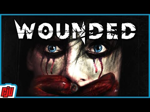 Wounded | Indie Horror Game | PC Gameplay Walkthrough