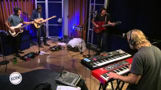 "Gardens & Villa performing ""Maximize Results"" Live on KCRW"