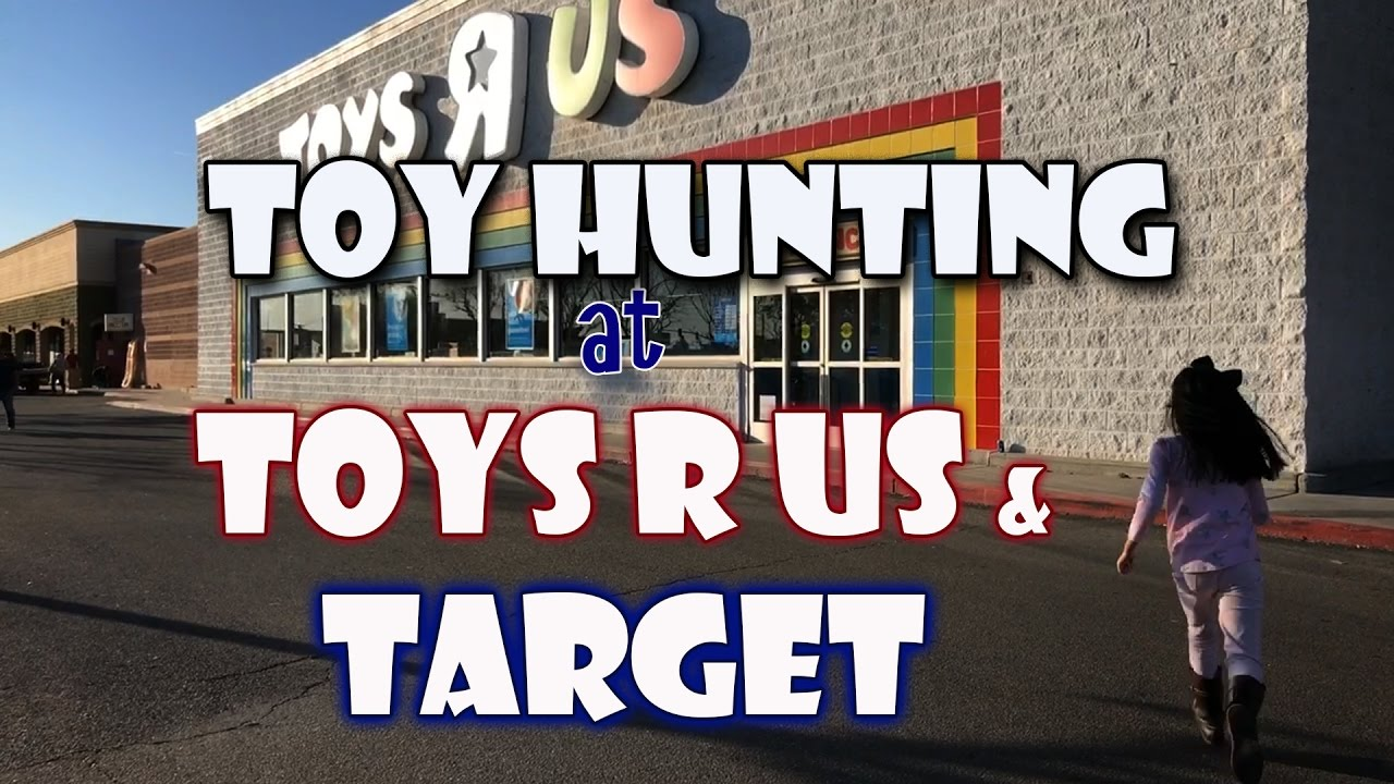 Toy R Us Toy Herobrine : Toy hunting at toys r us and target youtube