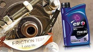 Elf Tranself NFJ 75W80 Jak skutecznie olej przekładniowy chroni skrzynie biegów?