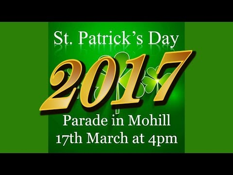 Mohill's St Patrick's Day Parade 2017