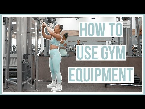 HOW TO USE GYM EQUIPMENT | Cable Machines