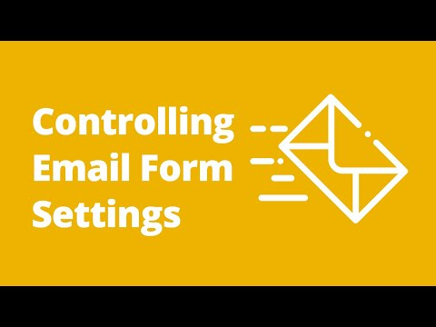 EZ Freight Websites- How To Control Where You Forms Send Emails To