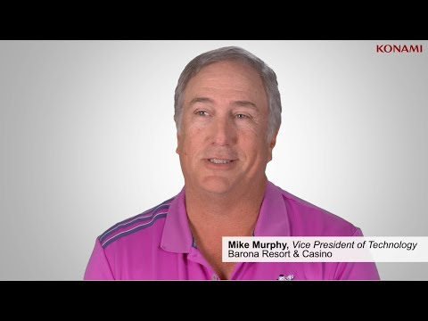 Mike Murphy, Barona Resort & Casino | SYNKROS