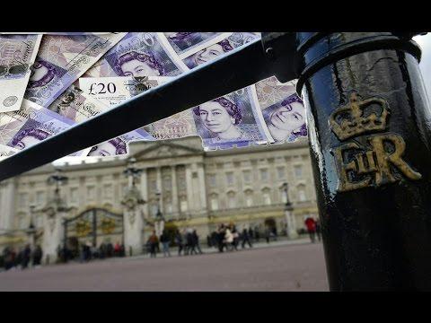 A Simple Question: £369 million spending on refurbishing Buckingham Palace