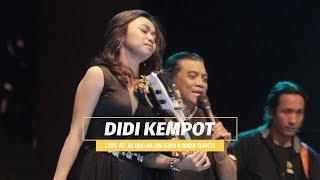 Download lagu DIDI KEMPOT LIVE IN INSPIRATION#1 CONCERT - HUT SMA N 1 WONOGIRI KE-57