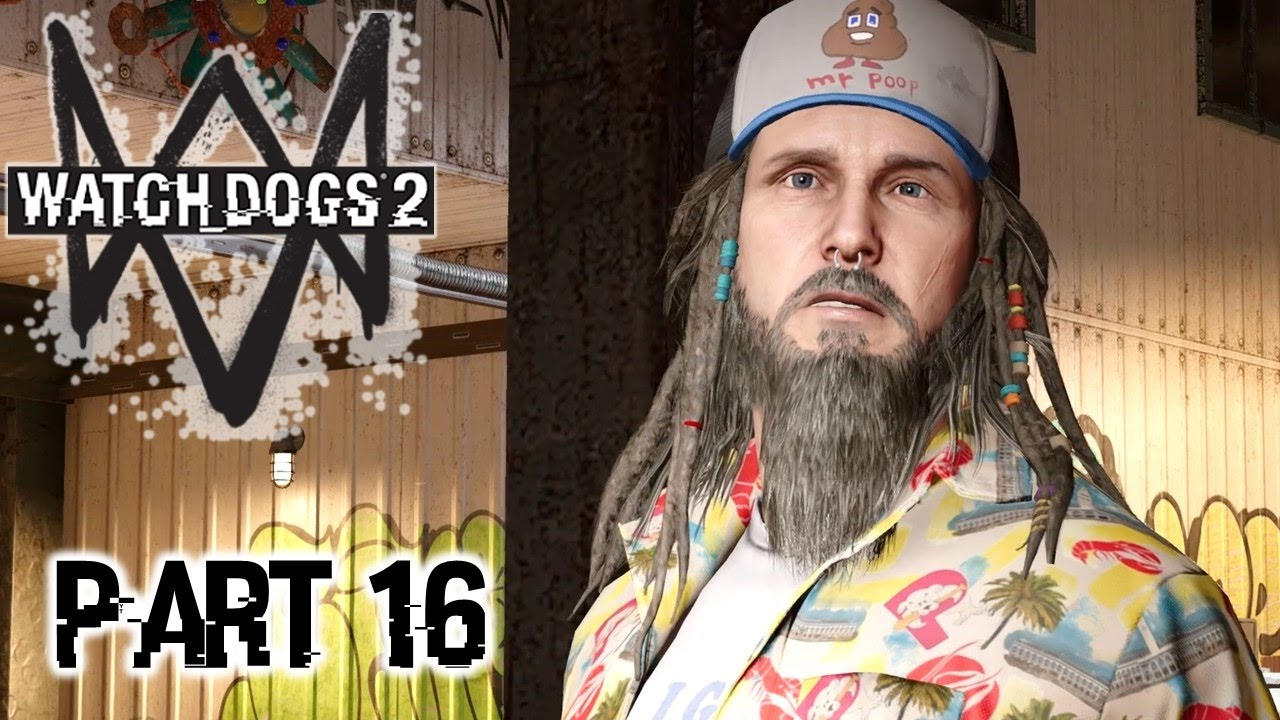 Wrench Jr Watch Dogs 2: Sacrifice Of Wrench Jr