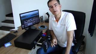 Mac Yoke + TPM by Macbare Cockpits