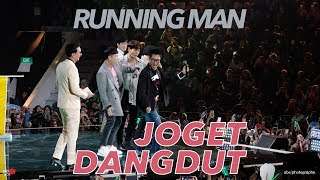 Running Man Doing Dangdut Dance When Visiting Jakarta (4K)