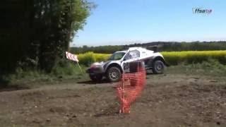 Laurent Fouquet vainqueur du Rallye Terre du Gatinais 2016