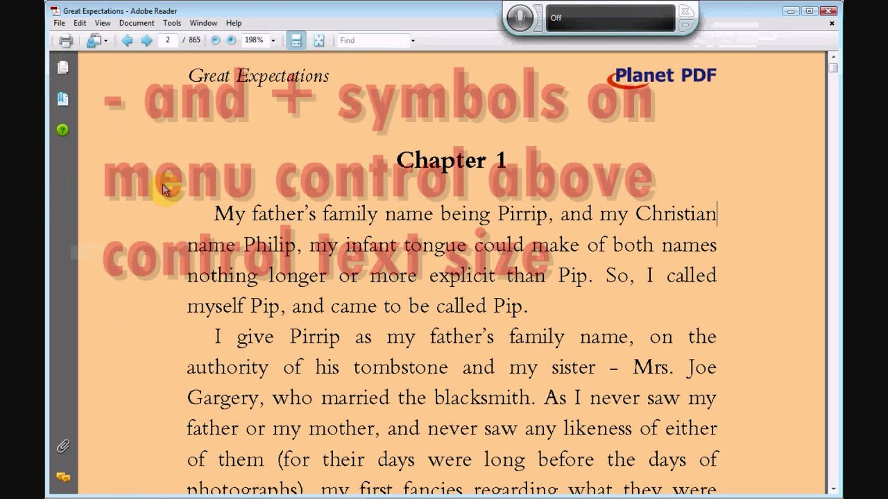 How To Use Adobe Reader