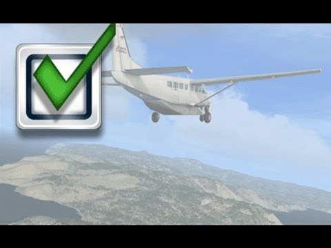 FSX Missions:  Catalina Day Spa