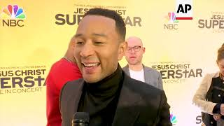 John Legend, Sara Bareilles attracted to a diverse cast in 'Jesus Christ Superstar Live'