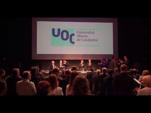 Acte d'inauguració del curs 2017-2018 del sistema universitari català