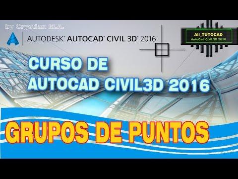 autocad civil 3d 2016 tutorial pdf