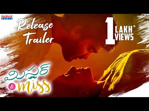Mr & Miss Movie Release Trailer   Reading Lamp Creations   Ashok Reddy   Sailesh   Gnaneswari