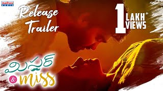 Mr & Miss Movie Release Trailer | Reading Lamp Creations | Ashok Reddy | Sailesh | Gnaneswari