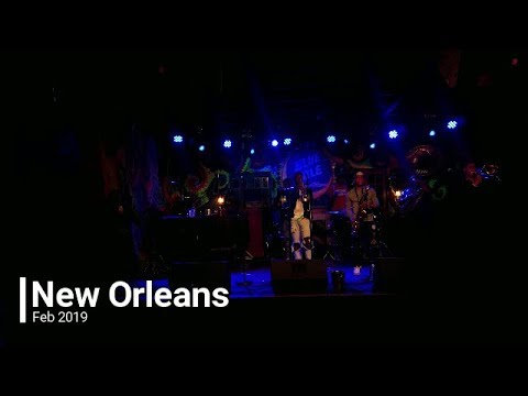 New Orleans Travel Vlog (So Much Eating And Drinking!)