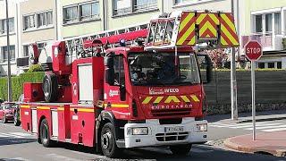 Intervention EPA des sapeur pompiers Sdis 62