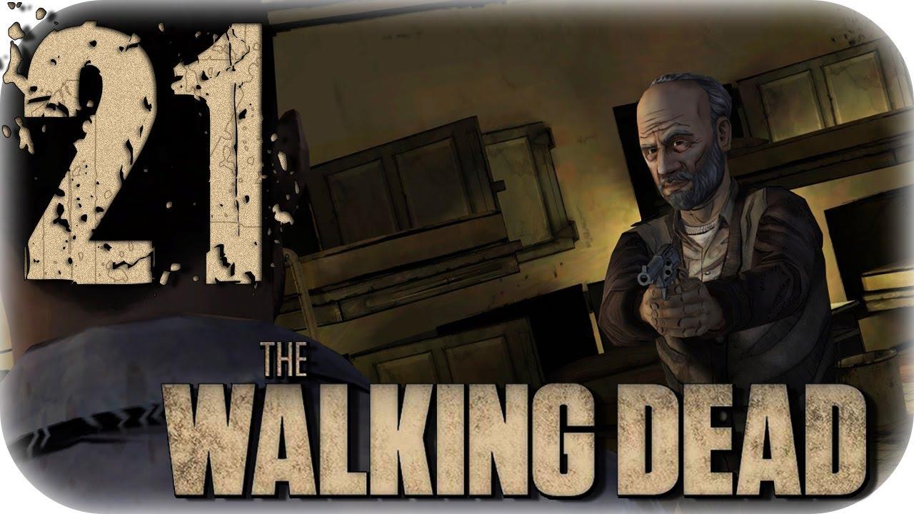 Walking Dead Stadt