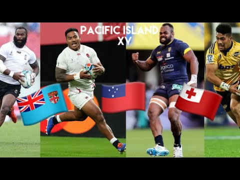 Combined Pacific Islanders XV