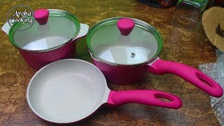 সবচেয়ে কম দামে শখের মিনি ফ্রাইপ্যান সেট কিনুন | fry pan price in bangladesh