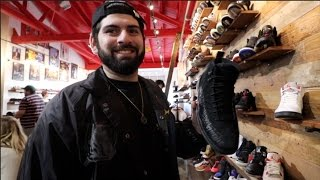 SNEAKER SHOPPING WITH QIAS !!!!