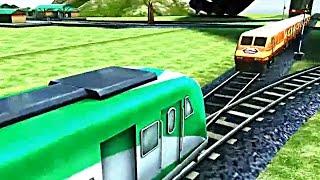 Train Simulator 2016 - Level 26 (New Train - Smoky Runner) (Timuz Gamez) (Android Game)