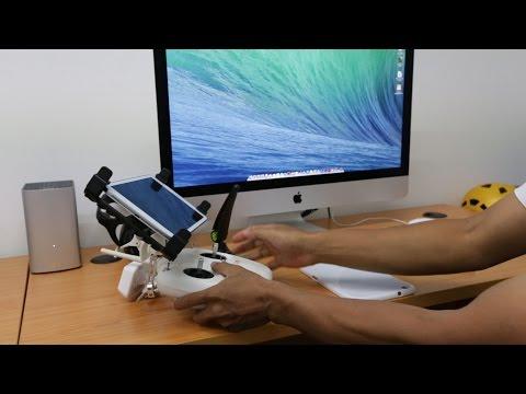 Tablet Mount for DJI Phantom 2 Vision Plus